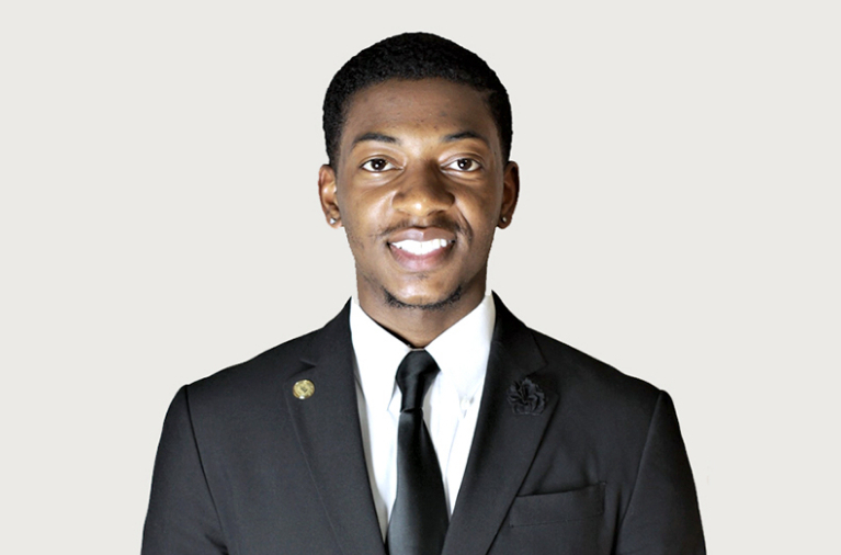 Kerry Jones, Mr. SGA 2018-2019