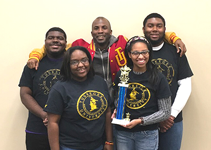 Quiz bowl team garners first NAAAHP national championship title