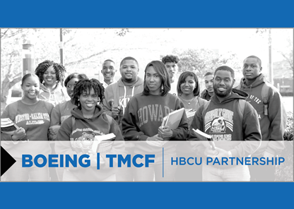 Tuskegee to benefit from $6M Boeing investment into Thurgood Marshall College Fund