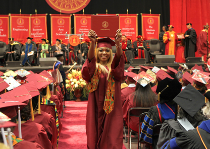 Higher ed publication cites Tuskegee as top producer of minority grads