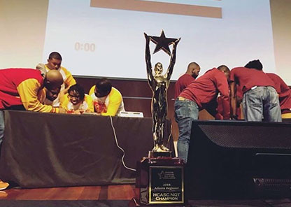 Honda Campus All-Star Challenge win extends Tuskegee's competition on national stage
