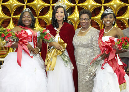 Student body selects new Miss, Mr. Tuskegee University