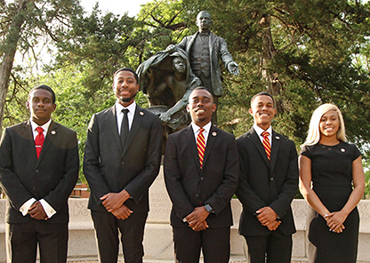 Student body elects new Student Government Association officers