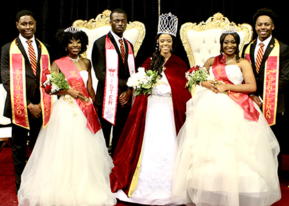 Introducing Tuskegee's 2019-20 Miss, Mr. Tuskegee University