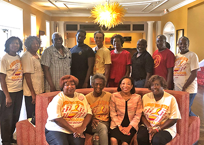 Alumni demonstrate a heart for students through annual Adopt-A-Dorm summer renovation program