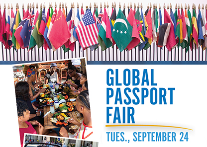 Sept. 24 Global Education Fair allows Tuskegee students to experience international culture locally