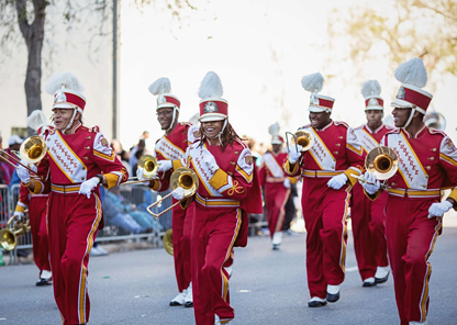 Marching Crimson Pipers among lineup for St. Petersburg's 'MLK Dream Big Parade' on Jan. 21