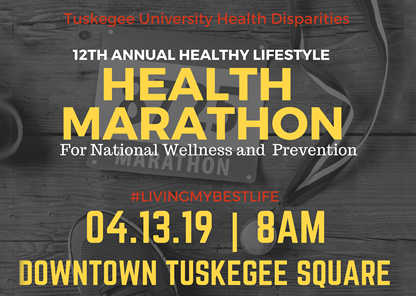 Annual Healthy Lifestyle Health Marathon scheduled for April 13