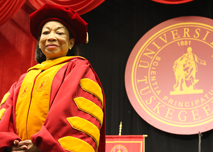 RECAP: Tuskegee's eighth president outlines vision during March 15 inauguration