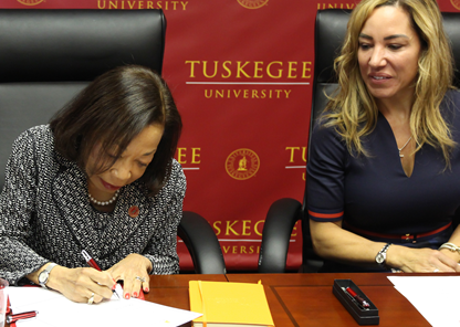 Ross University School of Medicine and Tuskegee partner to address physician diversity in the U.S.