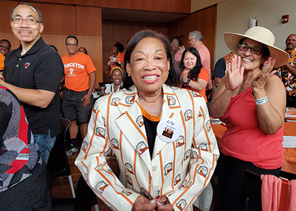 Princeton alumni group names McNair as 'distinguished alumna'