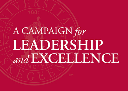 'Campaign for Leadership and Excellence' exceeds $1M scholarship fundraising goal in four months