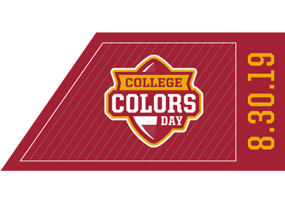 2019 'College Colors Day' encourages Golden Tigers to show their colors