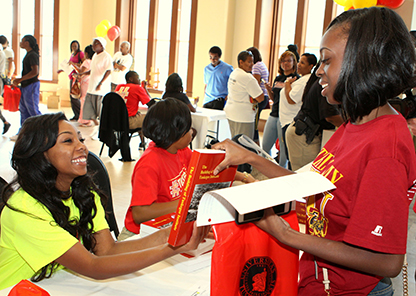 Aug. 16-19 'Golden Tiger Experience' to introduce Class of 2023 to life at Tuskegee