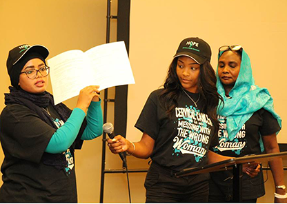Tuskegee University workshops seek to increase awareness, hope among those at highest risk for cervical cancer
