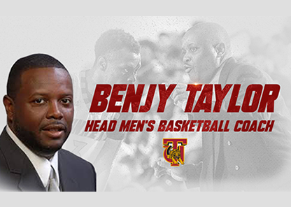Tuskegee hires Benjy Taylor as head men