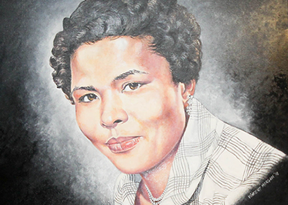 Sullins family endows new scholarship in honor or Tuskegee's first nursing graduate