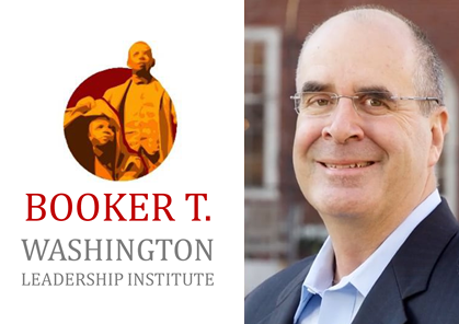 Feb. 24 seminar on 'unlocking human potential' part of Booker T. Washington Leadership Institute series