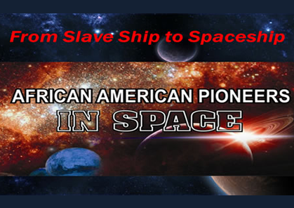 Feb. 19 lecture, film screening to celebrate African American's contributions to space exploration