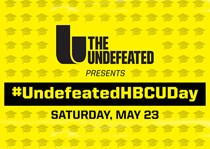 President McNair, outgoing SGA president join May 23 lineup for ESPN's The Undefeated 'HBCU Day'
