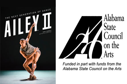 Tuskegee Lyceum Series welcomes AILEY II to the stage