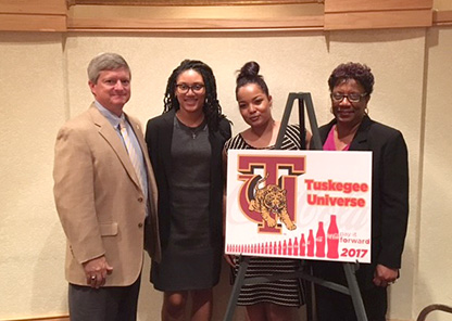 Tuskegee students benefit from Coca-Cola internships