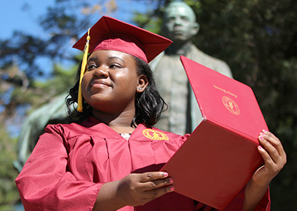 Commencement event speakers promise students wealth of perspective, experience