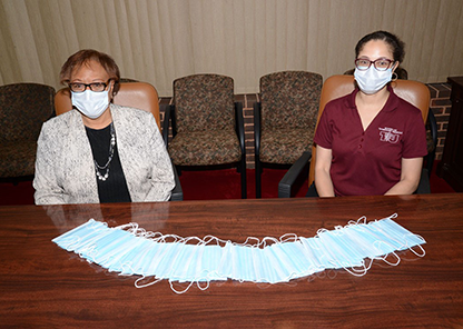 Zoetis donates surgical masks to Tuskegee Veterinary Teaching Hospital