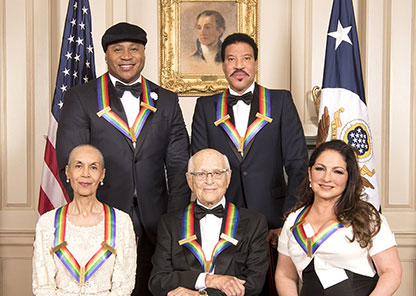 Tuskegee's Richie among 2017 Kennedy Center honorees
