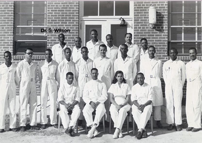 Tuskegee University and the College of Veterinary Medicine pay tribute to veterinary pioneer