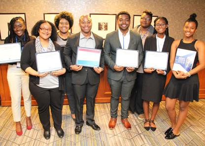 Tuskegee students honored at Emerging Researchers National STEM Conference