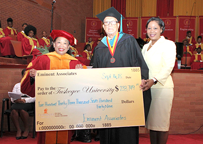 Eminent Associates, Pre-Alumni Council pledge philanthropic support to Tuskegee