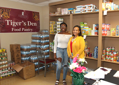 Tuskegee's social work department seeks to feed hope to students