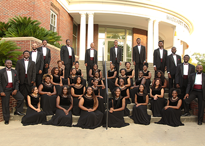 Golden Voices Choir gasses up for seven-day, five-state bus tour March 8-14