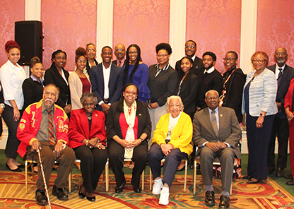 George Washington Carver Society celebrates silver anniversary during annual induction, scholarship ceremony