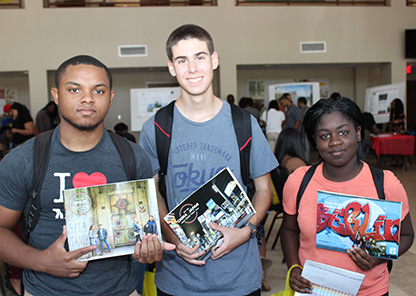 Global Fair encourages students and community to go global with Tuskegee University
