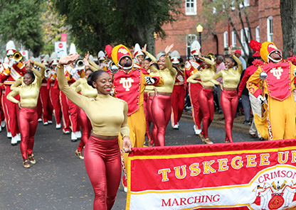 Tuskegee University releases homecoming week details