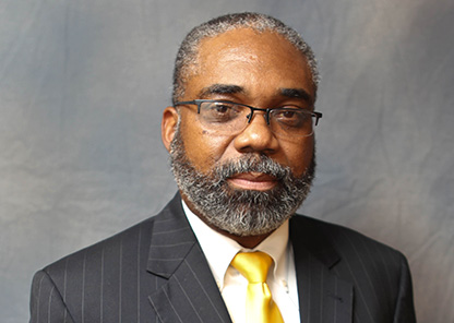 Tuskegee appoints Tate as VP for facilities and construction