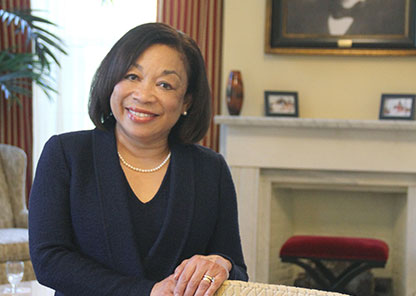 Tuskegee names Lily D. McNair as its 8th president