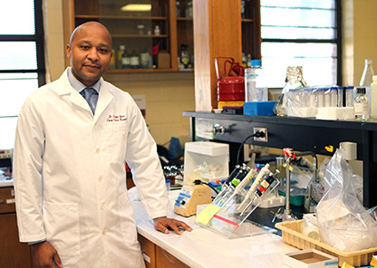Tuskegee researchers develop new test to detect an aggressive form of breast cancers in African-American women