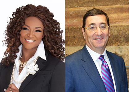 Tremaglio, Tipton selected as Tuskegee University trustees