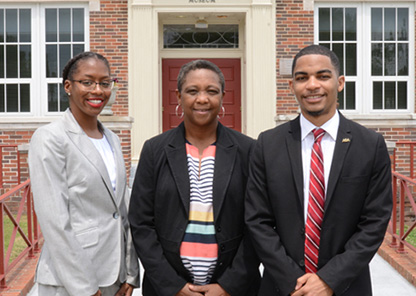 Tuskegee students again selected as Alabama Schweitzer Fellows