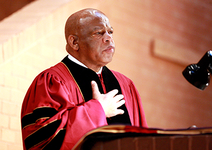Statement from Tuskegee University President Dr. Lily D. McNair  Honoring the Legacy and Impact of Congressman John Lewis