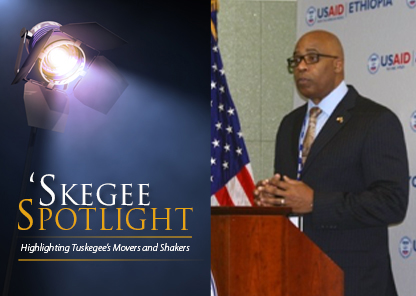 Skegee Spotlight: Anthony E. Amerson