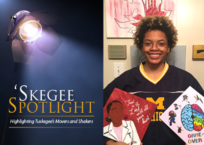 Skegee Spotlight: Asia Johnson