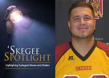 Skegee Spotlight: Dalton Hall