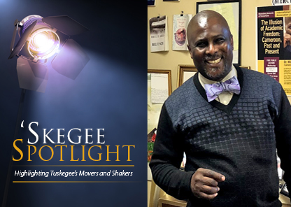 Skegee Spotlight: Dr. Bill F. Ndi