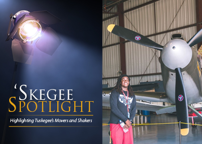 Skegee Spotlight: Jared Savage