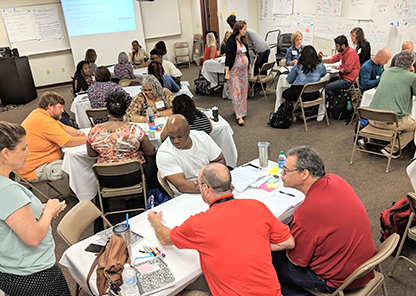 Summer institute trains Alabama teachers on new computer science curriculum