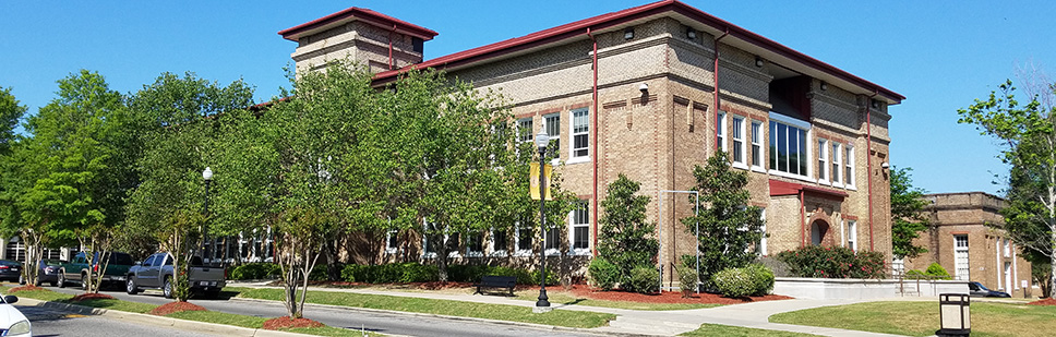 The Robert R. Taylor School of Architecture and Construction Science at Tuskegee University